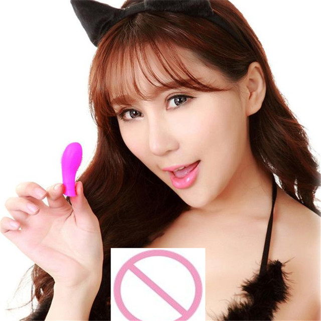 Wonderful Woman Dancer Finger Vibrator G-Spot Stimulator Finger Adult lesbian Sex Toys For Women Nov 10