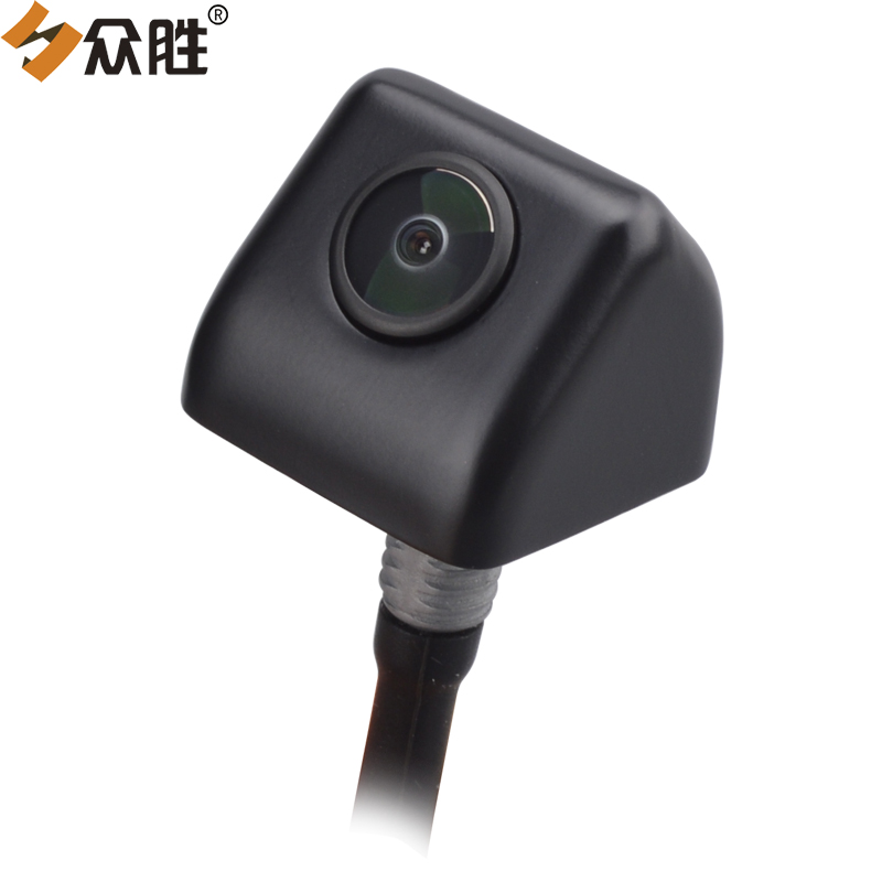 Car Rear View Camera HD Night Vision Car Reverse Parking Assistance Camera Wide Angle Car Backup Rearview Camera Metal Body 969