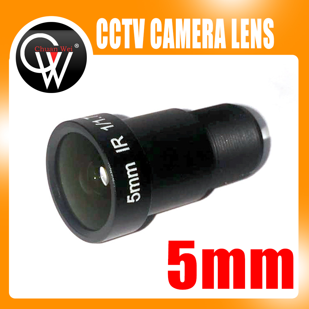 5mm 12MP Lens IR 1/1.7 CCTV MTV Board IR Lens for Security Video CCTV IP Cameras