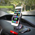 mouse Types Mobile Car Phone Holder Stand Adjustable Support 360 Rotate For Iphone 6 Plus/5s Samsung galaxy note 7 S6 s7 edge