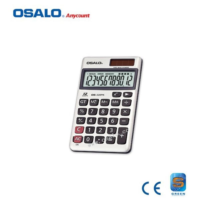 OSALO OS 320P Promotion Mini Student Calculator Handheld