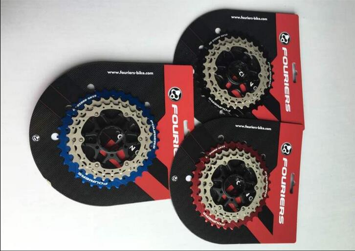 FOURIERS road Bicycle cassette 11Speeds Bike Freewheel 26T/30T/36T Teeth Bicycle Parts use RD-6800-GS/105 RD-5800-GS