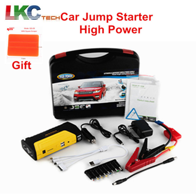 Best Price new bag Emergency Mini Car Jump Starter for Petrol Car 12V Charger Engine Booster Power Bank