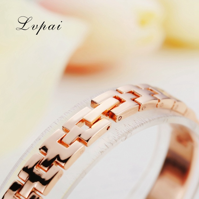 Lvpai Brand Luxury Women Bracelet Watches Fashion Women Dress Wristwatch Ladies Quartz Sport Rose Gold Watch Dropshiping LP025 3