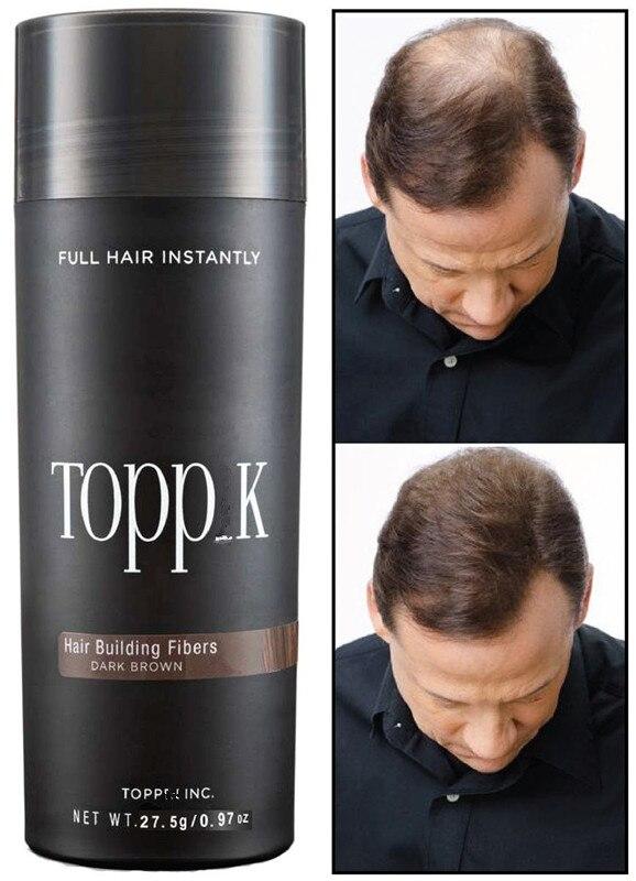 Toppik Hair Building Fibers Keratin Thickening Spray Hair