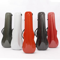 Violin case,Carbon fiber reinforced plastic light violin box,Carbon tote,Fashion Suitcase,Musical instrument handbag79*25*12CM