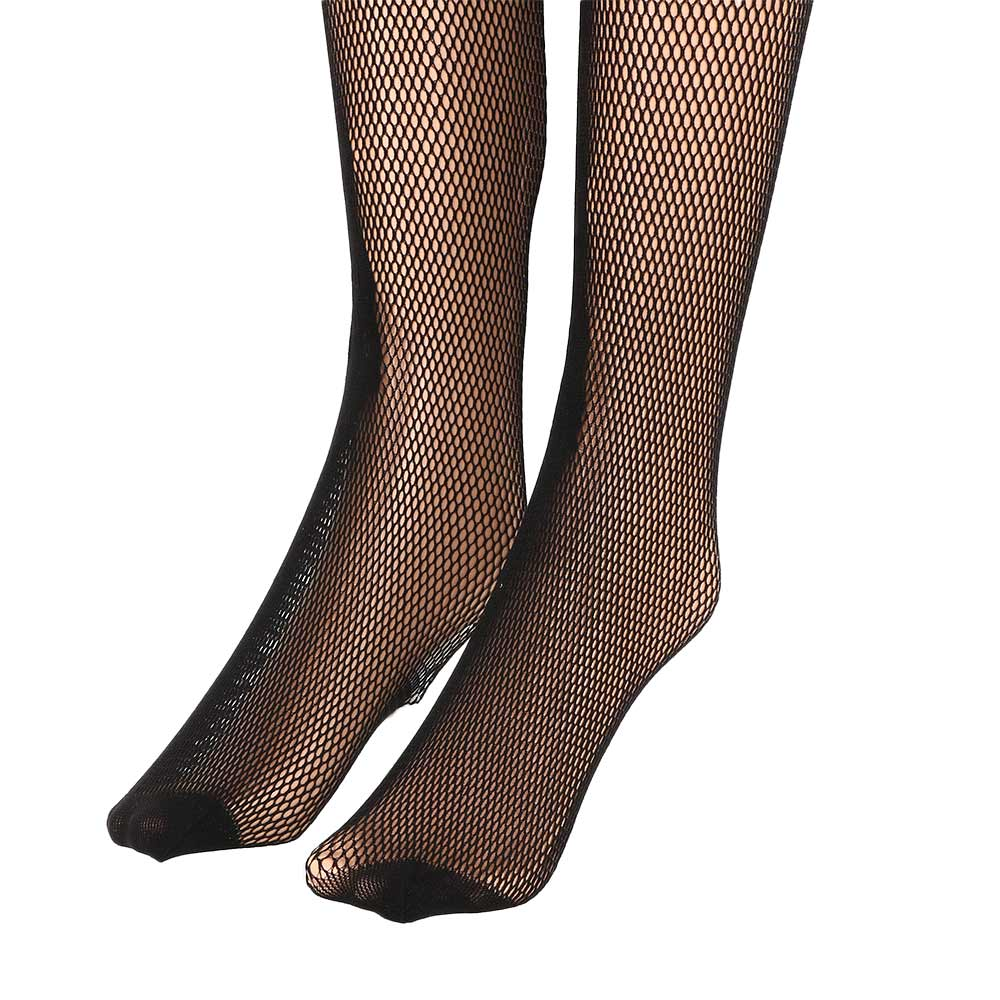 a7c65a95658b0 Fashion Porn Erotic Sexy Ladies Black Lace Thigh Highs Leggings Tights  Pantyhose Garter Belt Stockings Medias For Woman-in Hosiery from Novelty &  Special ...