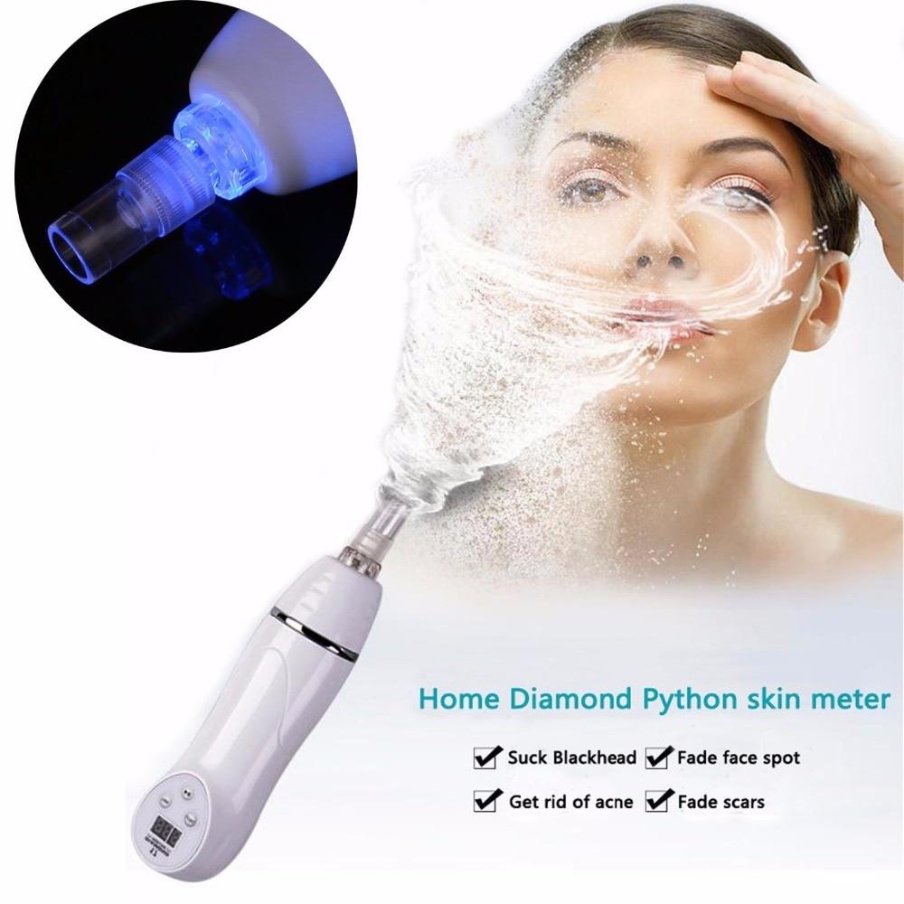 Schoonheid Draagbare Digitale Diamant Microdermabrasie Pen met - Huidverzorgingstools