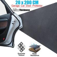 Sportello d'auto Protector Garage Gomma Car Styling Parete Paraurti di Protezione Di Sicurezza Del Veicolo Parcheggio Lip Bumper Schiuma EVA 200X20 cm 6.5mm di Spessore