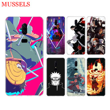Akatsuki Pain Itachi Phone Back Case for OnePlus 7 Pro 6 6T 5 5T 3 3T 7Pro Art Gift Patterned Customized Cases Cover Coque Capa