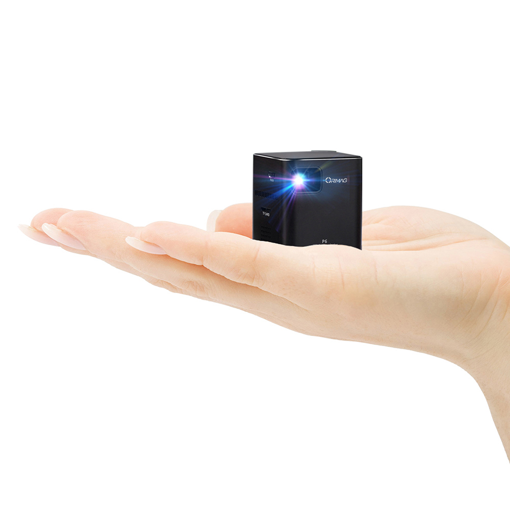 New portable mini micro dlp projector 1080p full hd for Dlp micro projector