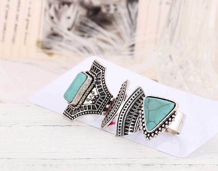 HTB1SiPcMVXXXXXjXVXXq6xXFXXXC Boho Style 3-Pieces Vintage Punk Knuckle Ring Set For Women - 2 Colors