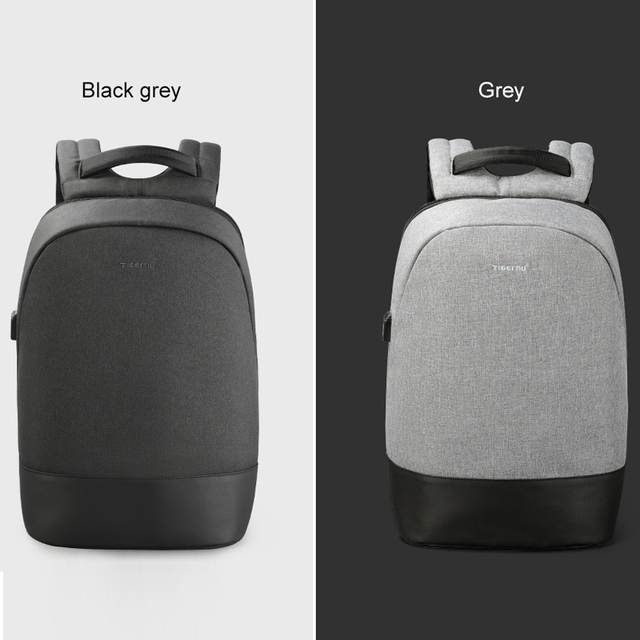 Travel Male Mochila School Backpack with USB Charging Port for Women Men Student Bag Bookbag Fits 15.6 Inch Laptop and Notebook 4
