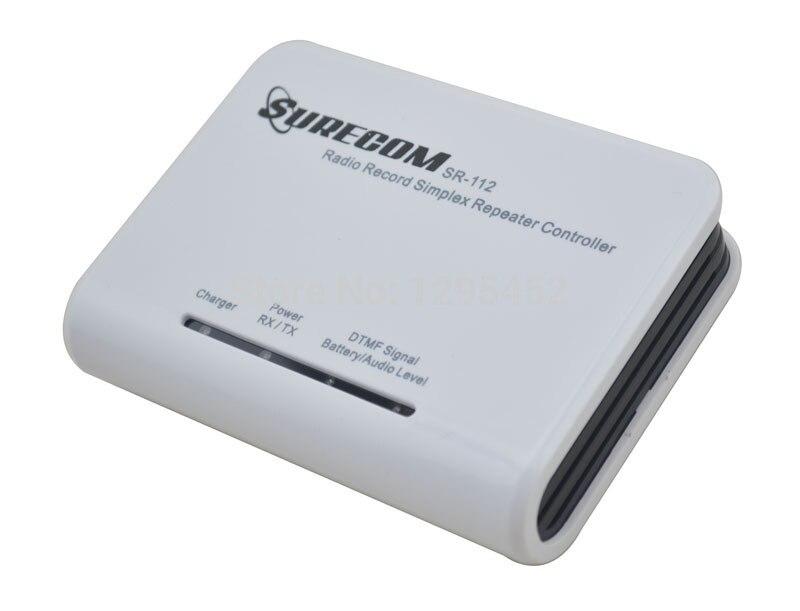 SURECOM SR-112+46-M Record simplex repeater Controller with Motorola GP300