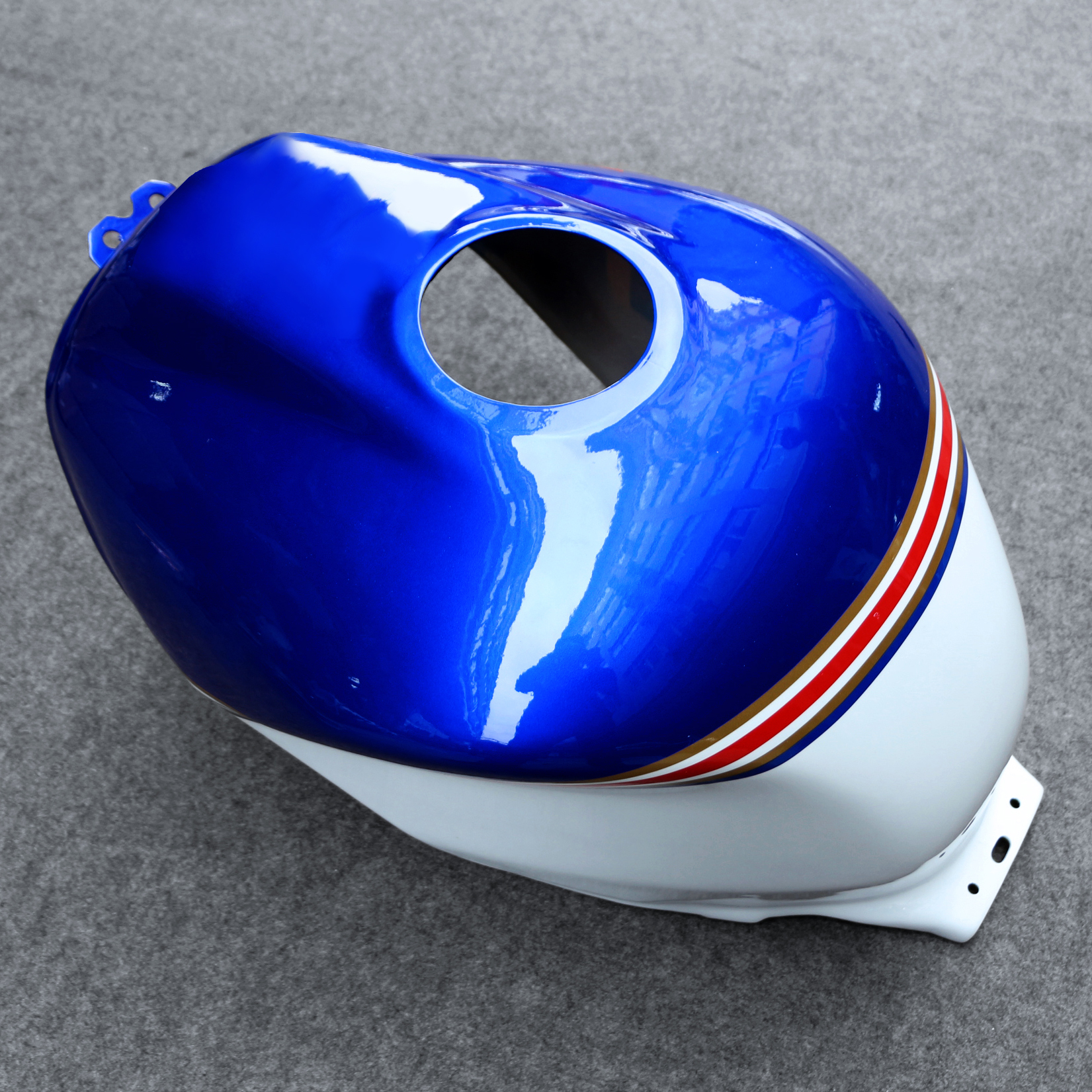 1 Piece Motorcycle Vintage Fuel Gas Petrol Tank Fairing Shell Cowl Shelter