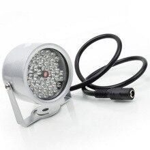 Наблюдения, подсветки инфракрасного видеонаблюдения dropshipping видения ик ночного камеры led свет