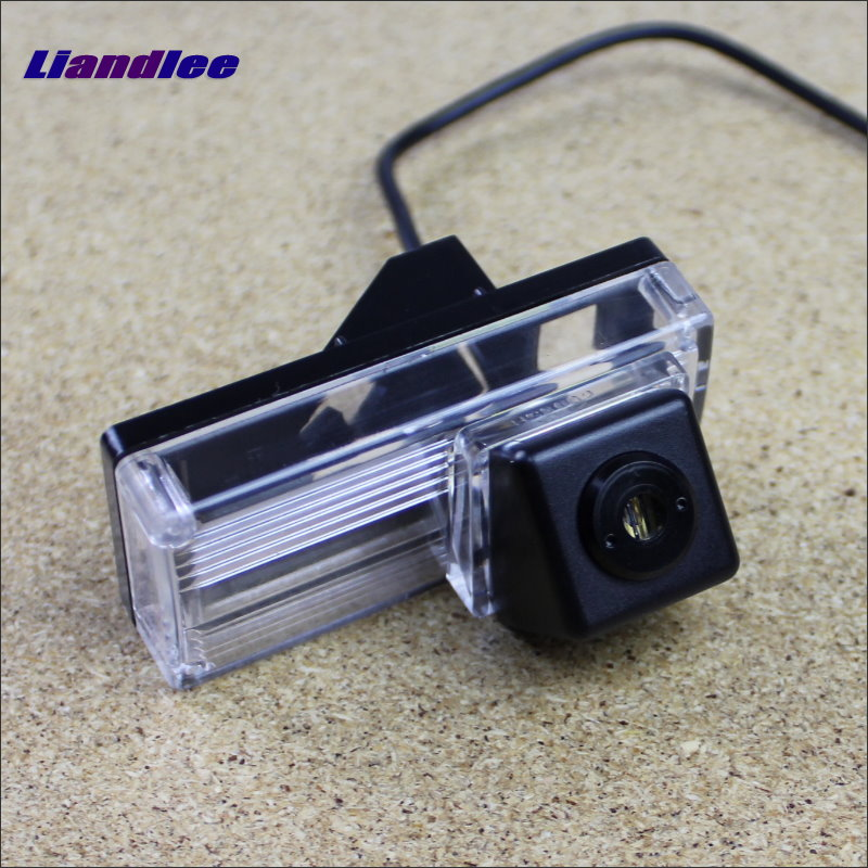 Liandlee For Toyota Land Cruiser LC 120 LC120 Prado 2002~2009 Car Fog Lamps Anti Warning Lights Outside Prevent Mist Haze lexus gx470 toyota land cruiser prado 120 модели 2002 2009 года выпуска руководство по ремонту и техническому обслуживанию