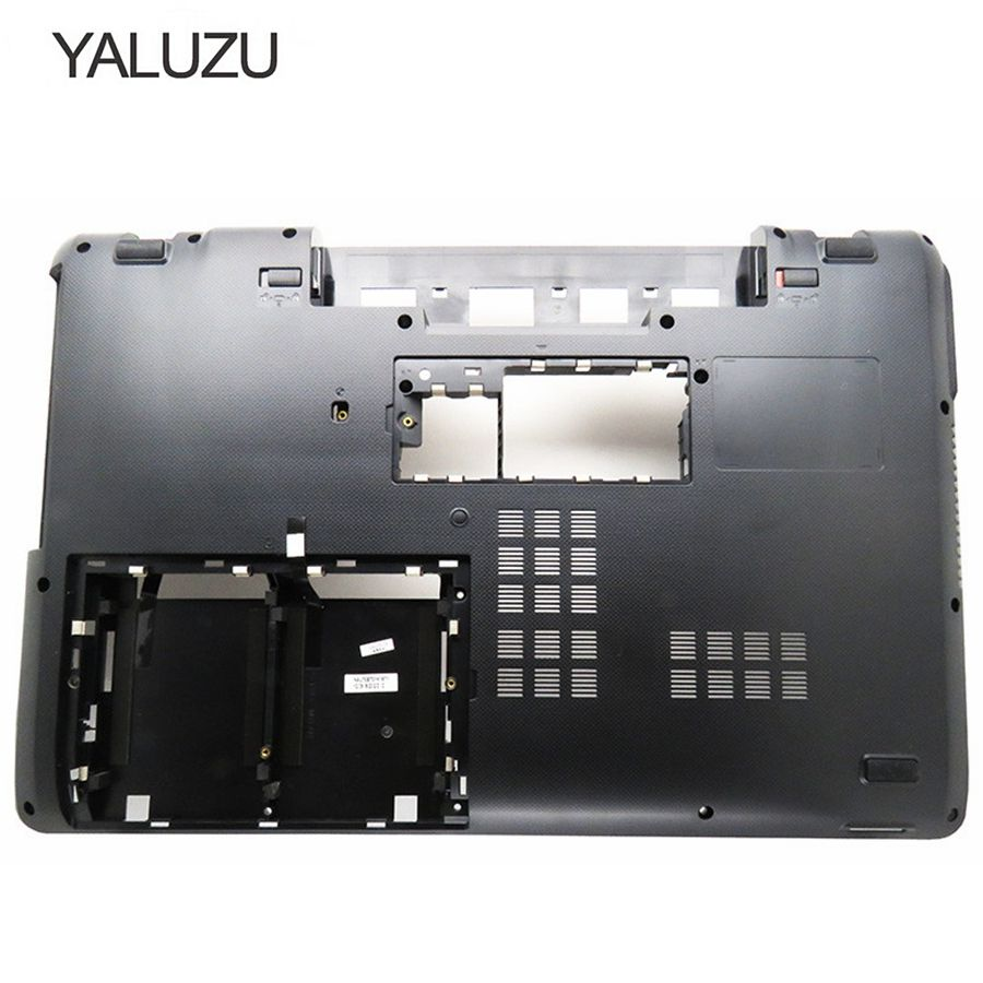 YALUZU Laptop Bottom Case FOR ASUS K73 K73BY K73T X73 AP0J2000600 Base Cover MainBoard Bottom Casing D case Laptop case black