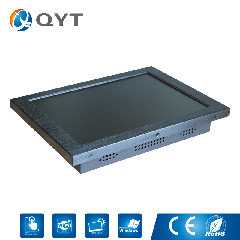 New Arrival used all in one Touch industrial panel aio pc Tablet 11.6 inch with Intel 3337U 1.8GHz Resolution 1366*768 4*USB