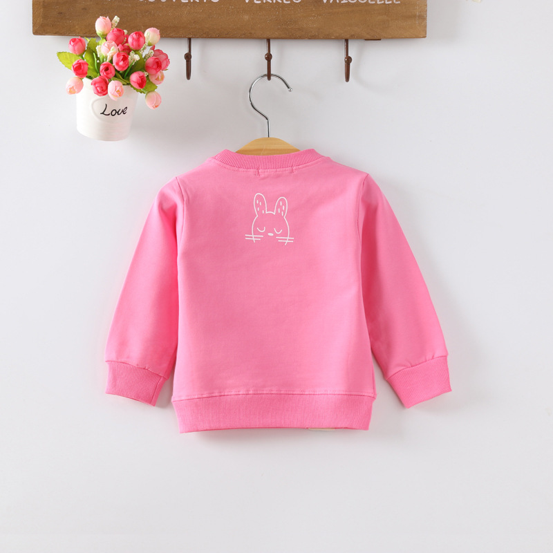 IENENS Kids Tops Girls Clothes Clothing Jacket Baby Hoodies Boys Coat T-shirt
