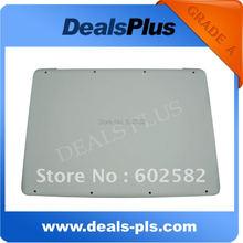 "95% new fit macbook a1342 mc207ll/a 2.26 ghz 13 ""cubierta de la caja inferior unibody blanco, envío libre"
