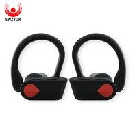 SWZYOR LY 20 TWS Wireless Binaural Bluetooth Earphone Ear hook headphones Sports Bluetooth Headset With mic For All Smart phone