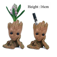 16cm Anime Figure Guardians Of The Galaxy 2 Toys Movie Tree Man Action Figure Dolls Funny