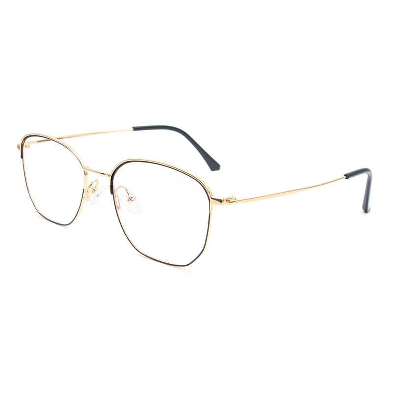 Reven Jate 80118 полная оправа сплав металлическая оправа для очков для мужчин и женщин очки с оптическими стеклами Рамка 4 цвета