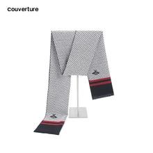 Couverture fashion design bee men scarf brand luxury Busines