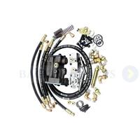 Hydraulic Pump Conversion Kit for Hitachi Excavator EX100 2 EX120 2 EX100 3 EX120 3