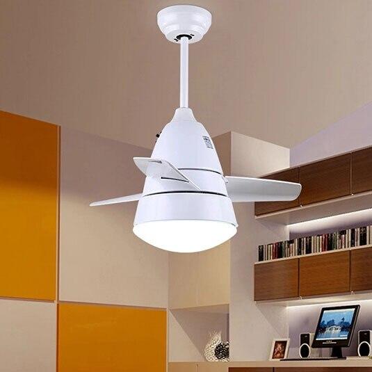 couleurs mode moderne inoxydable ventilateur de plafond ... - Ventilateur De Plafond Pour Chambre