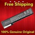 Envío gratis 628369-421 628664-001 628666-001 628668-001 628670-001 Batería Original del ordenador portátil para HP EliteBook 8560 p 8570 p