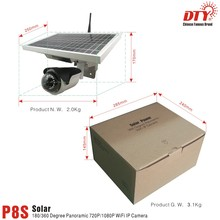 Security cctv camera solar Powered Wireless IP Camera for Remote Monitoring misol ip observer solar powered wireless internet remote monitoring weather station