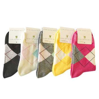 Women Cotton Socks 5 pairs