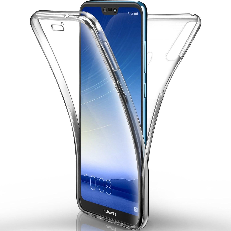 Bumper-Case Transparent-Cover P20-Lite Huawei P30pro Silicone For P30pro/P20pro/P20lite/P30lite-case