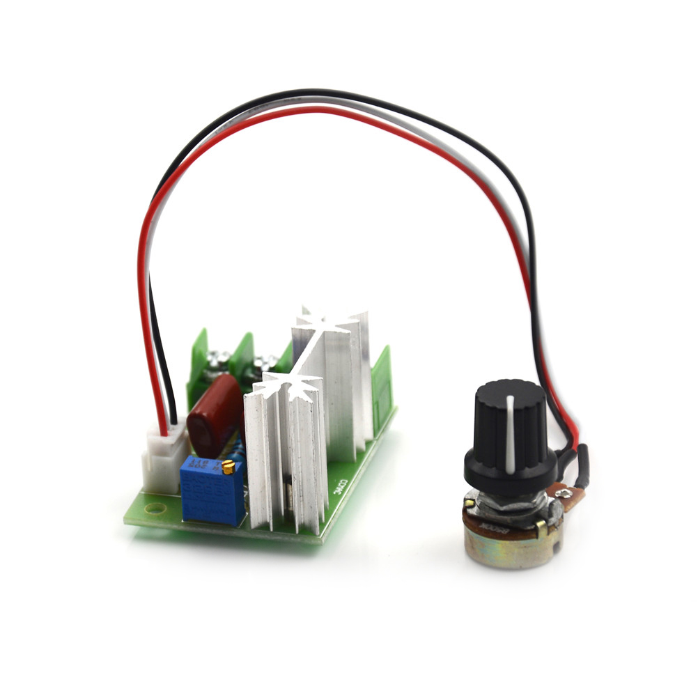 1.8-12V DC Controller Control Governor With Switch Reversible Motor Speed Controller