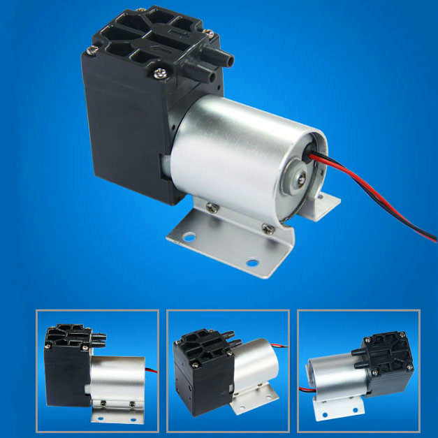 ФОТО 3L/M 55kpa vacuum diaphragm dc electric brushless motor pump