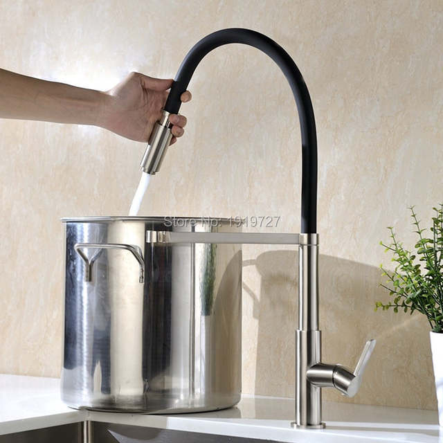 Online Shop Kitchen Sink Faucet Commercial Hot And Cold Kitchen Bar