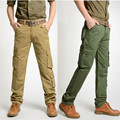 Cargo Pants Midweight Regular Direct Selling Hot Sale 2016 Mens Military Cotton Pantalones Hombre Casual Chinos For Men 223