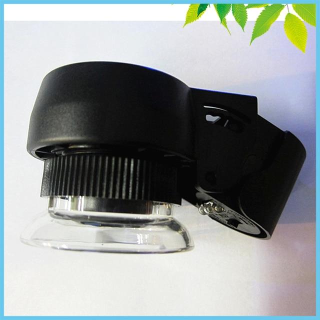 Messlupe Mit Beleuchtung | Led Licht Beleuchtung 30x Lupe Lupe Jade Briefmarken Druck Textil