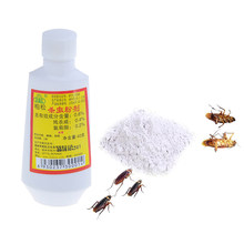 1 Pc New Arrival Effective Kill Ants Cockroach Multi Pest Bait 40g Powder Killing Termite Fleas Insect Killer Pest Repeller(China)