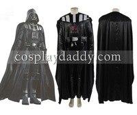Star Wars Анакин Скайуокер Дарт Вейдер наряд на Хэллоуин Косплэй костюм равномерное (без маска)