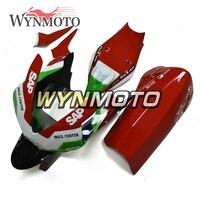 Complete Motorcycle Fairing Kit New For Aprilia RSV4 1000 2010 2011 2012 2013 2014 2015 Fiberglass Racing Red Green White