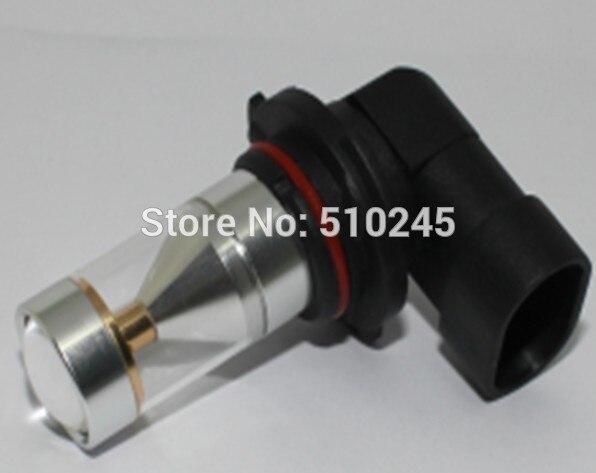 100X 2014 Hot Sale XBD 30W H10 9005 9006 LED Fog Light 12V 24V car DRL light lamp bulb car lighting Free shipping