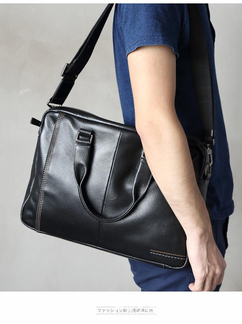 genuine leather briefcase (12)