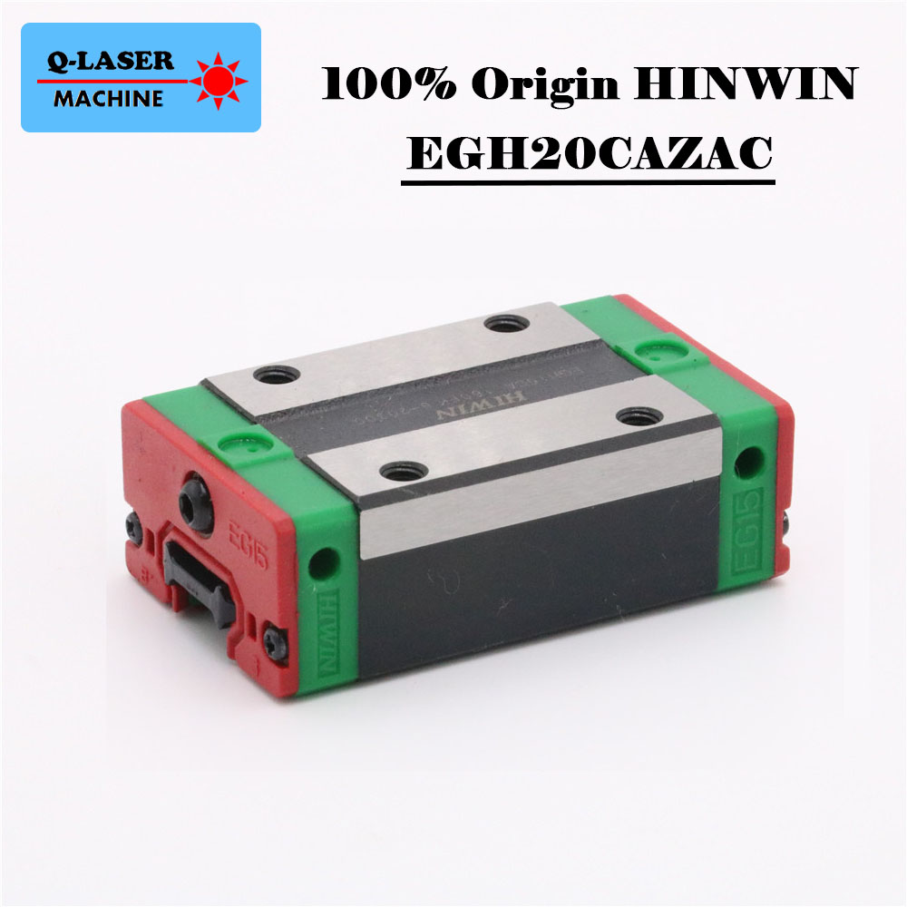 Taiwan Hiwin Rails Linar Square Sliders EGH20CAZAC Bearing Block Carriage 100% new original for imac a1311 inverter board model v267 701 2009 2010