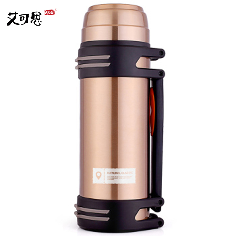 Water Bottle Volume: X&W Large Volume Travel Insulation Pot Hot Water Bottle