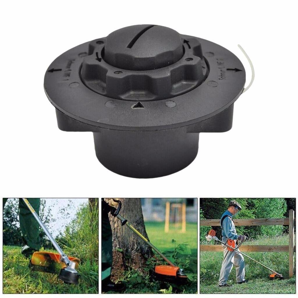 HAICAR Grass Trimmer Head Chain Grass Cutter Trimmer Head Durable For Stihl Autocut C5-2 FS38 FS45 FSE60 FS50 Sale Useful Lawn