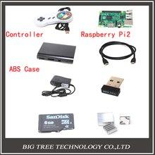 Raspberry Pi 3 комплект Raspberry Pi 3 Модель B 1 ГБ ОПЕРАТИВНОЙ ПАМЯТИ Quad Core 1.2 ГГц + Питания Чехол с USB контроллер + 802.11n wi-fi