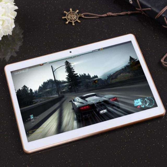 Original High Quality Octa-Core 10'' Android 5.1 Dual Sim 3G Bluttooth IPS Phone Pad Tablet PC Phablet MP4 Christmas Gifts